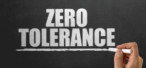 St Edwards Medical Centre operates a Zero Tolerance Policy